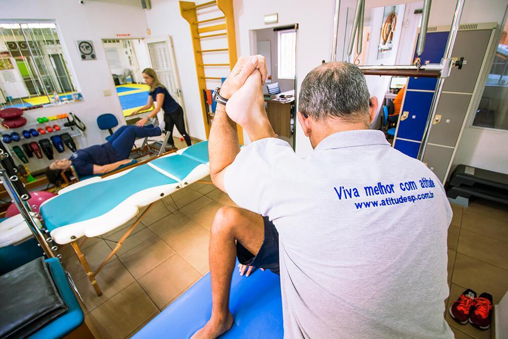 CRAFT Atitude: academia de reabilitação